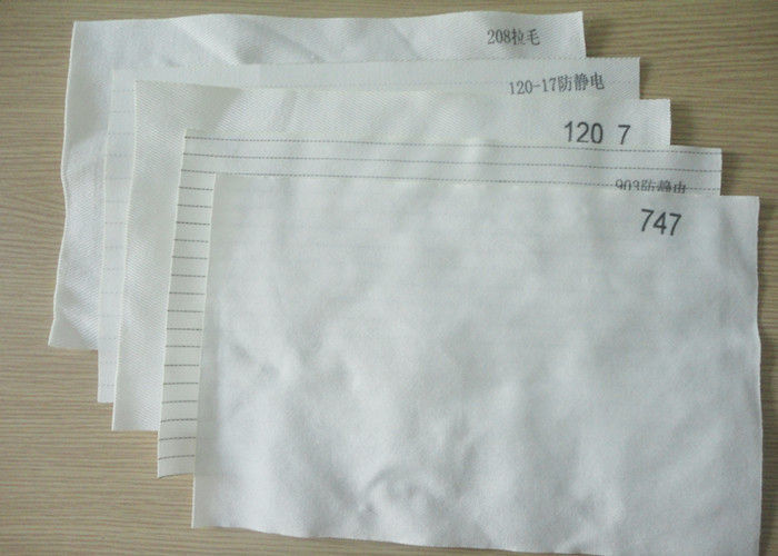 Low Density Polyester Filter Fabric , Industrial Filter Fabrics Polypropylene / Nylon