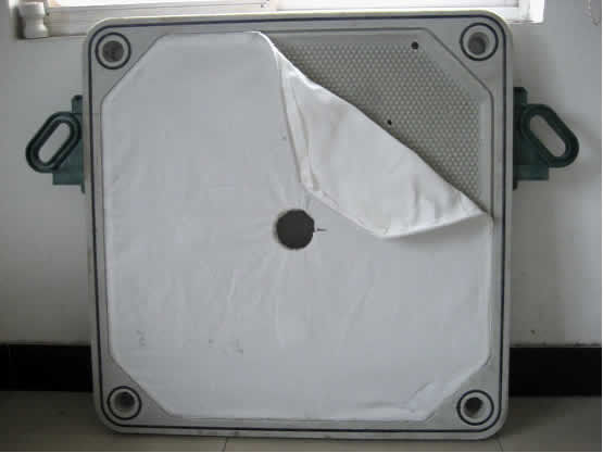 Nylon Industrial Filter Cloth Continuous Flexing Purposes With Abrasive Solids