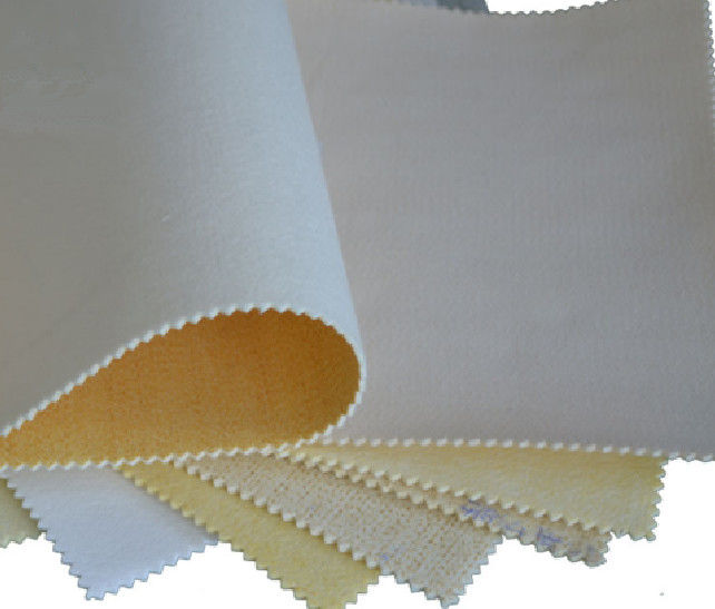 Polytetrafluoroethylene Punched Felt Filter Cloth Non - Woven Filter Cloth
