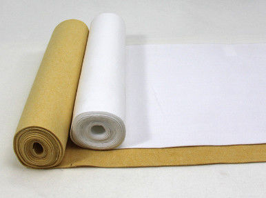 Anti Static Polyester Non Woven Filter Cloth Needle Felt Good Ventilation